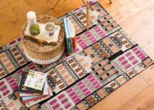 Cheap-DIY-homemade-rug-with-plenty-of-pattern-217x155