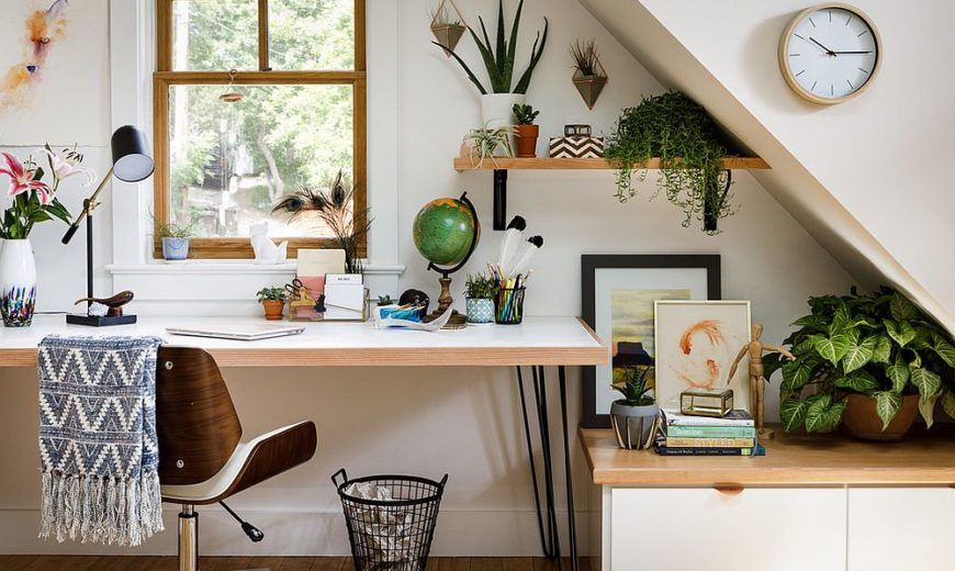 Working from a Shed: Cool Ways to Turn Your Garage into a Home Office