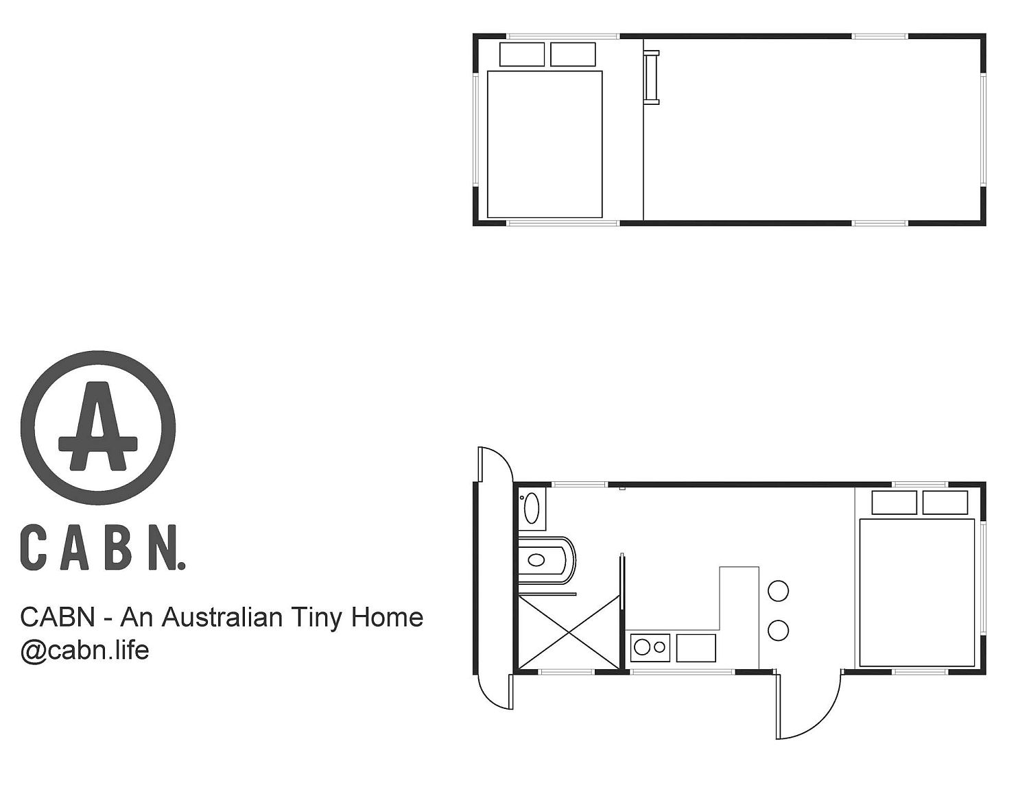 Design of the Australian tiny house