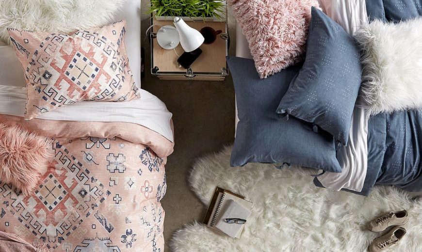 Top Trends in Dorm Decor