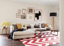 Gorgeous-red-and-white-chevron-pattern-rug-for-the-neutral-living-space-217x155
