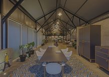 Hexagonal-pattern-on-the-floor-for-the-large-work-table-217x155