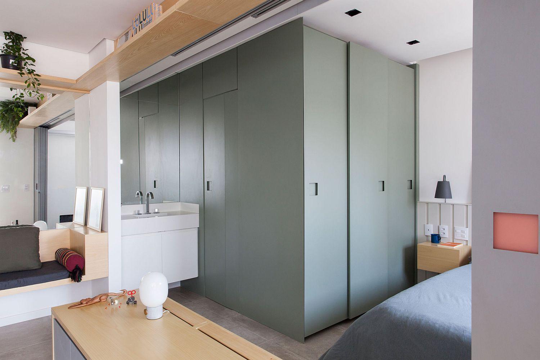 25 Tiny Apartment Bathroom Ideas that Maximize Space and ... on Small Apartment Bathroom  id=66936