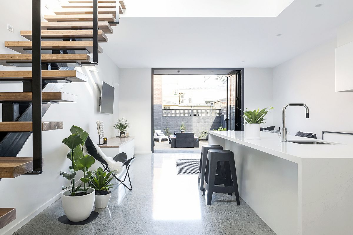 Kitchen-connected-with-the-backyard-and-deck