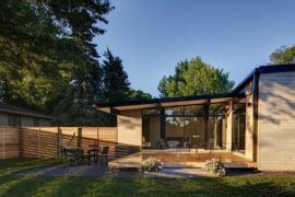 Ruined Shack Turned into an Energy-Efficient Green Home in Iowa City