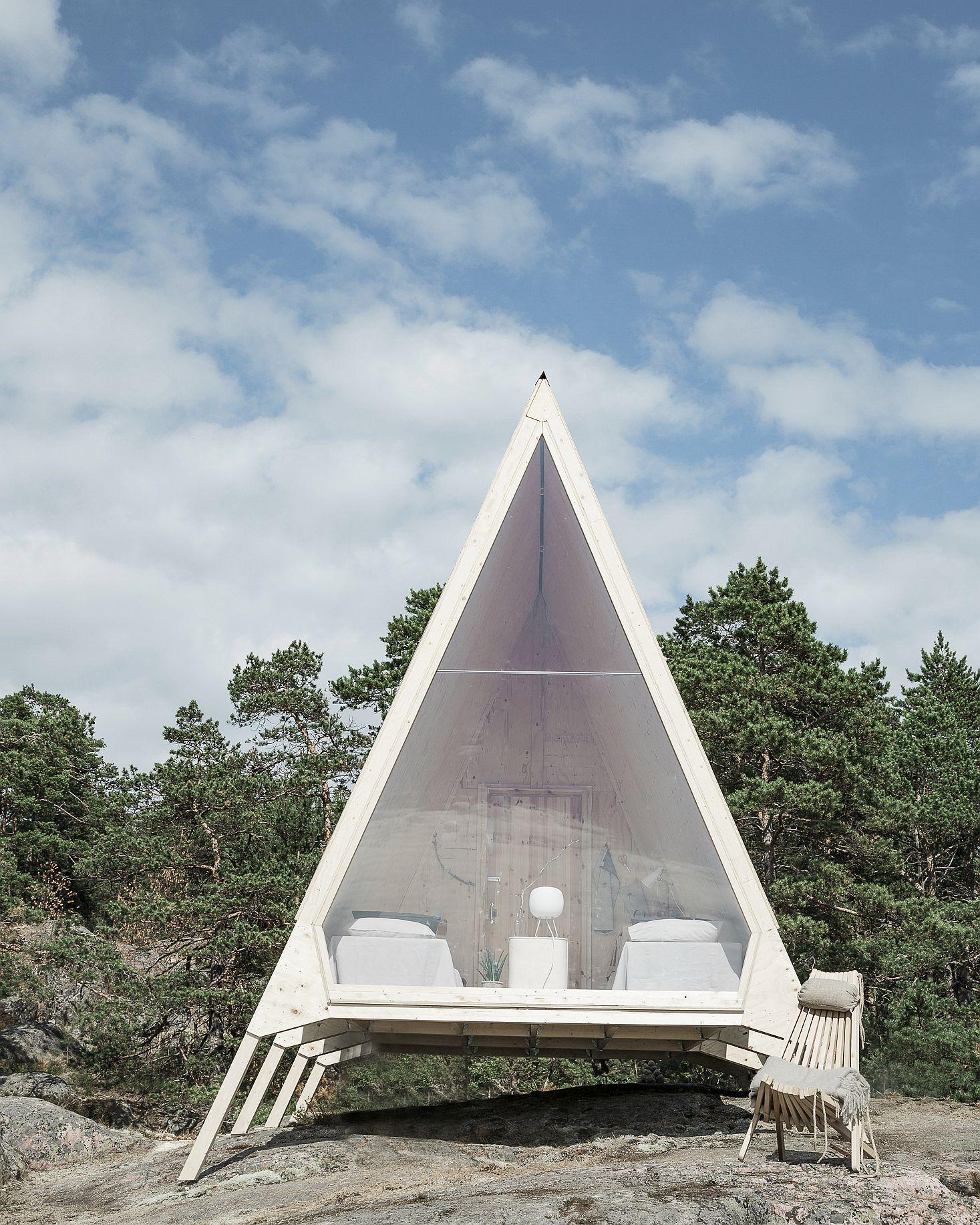 Nolla designed by Finnish designer Robin Falck for Neste