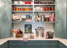 Pantry-wall-in-the-kitchen-sits-atop-the-bottom-cabinets-comfortably-217x155