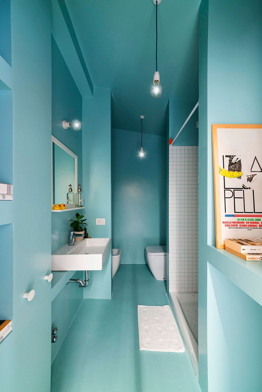 25 Small Apartment Bathroom Ideas That Maximize Space And Efficiency