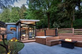 Seattle Home Transforms Backyard Into A Relaxing Retreat