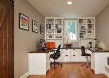 Transforming The Garage Into A Home Office Is A Task That Demands The Right  Planning And A Bit Of Ingenuity. A Spacious Garage Can Act As Much More  Than A ...