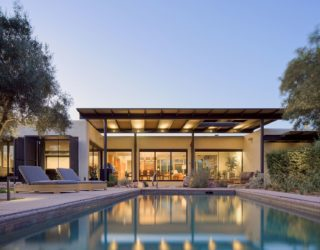 Canopy House: Outdoor Living Area and Kitchen You Will Love!