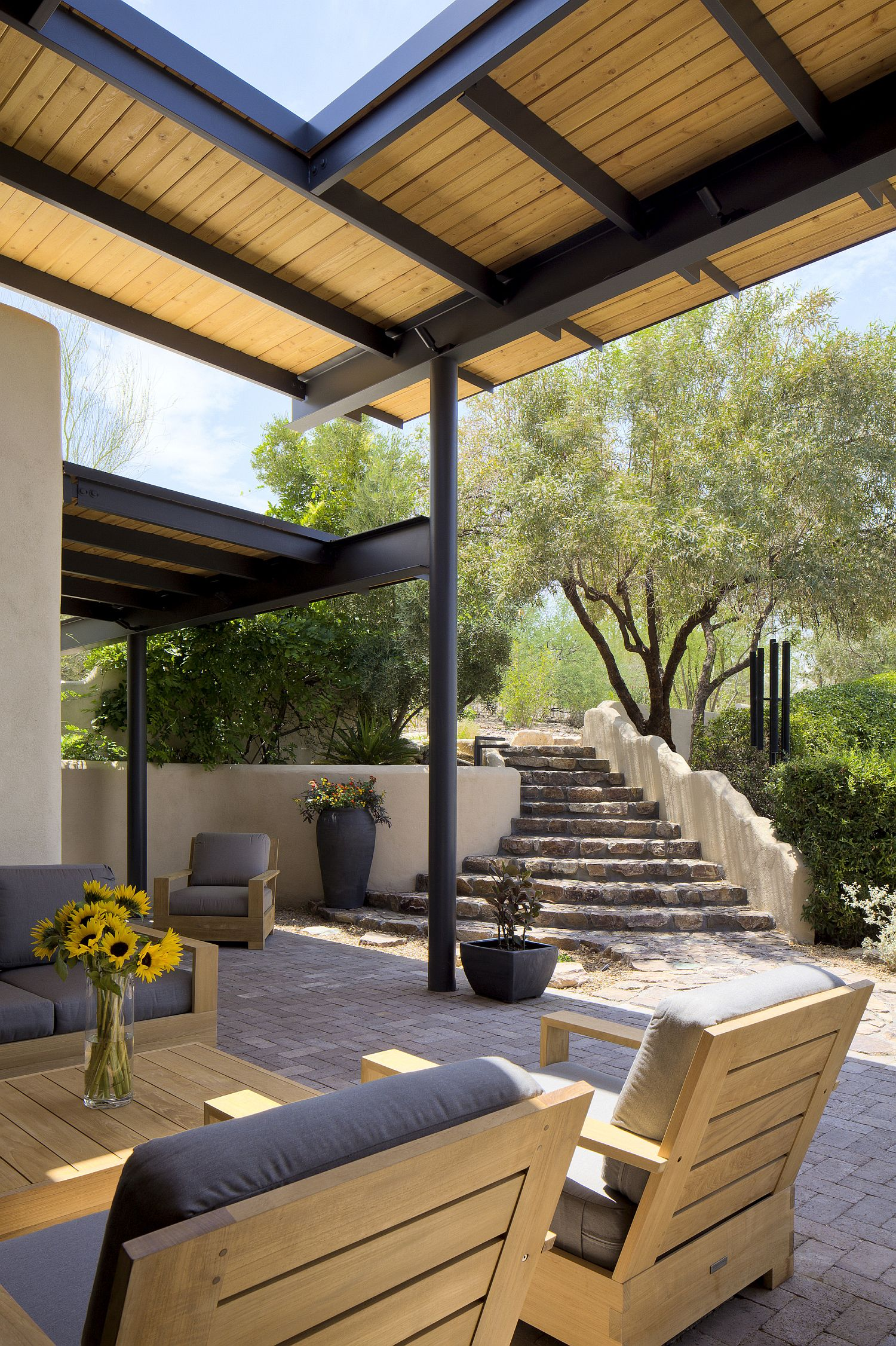 Canopy House Outdoor Living Area And Kitchen You Will Love