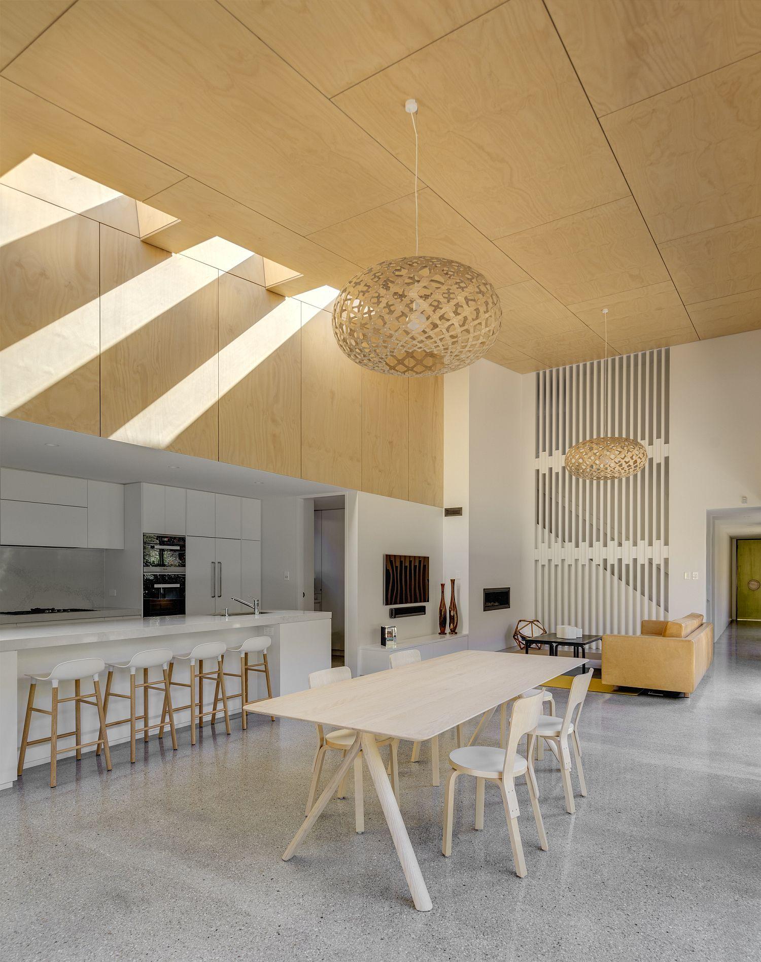 Smart-use-of-skylights-to-illuminate-the-kitchen