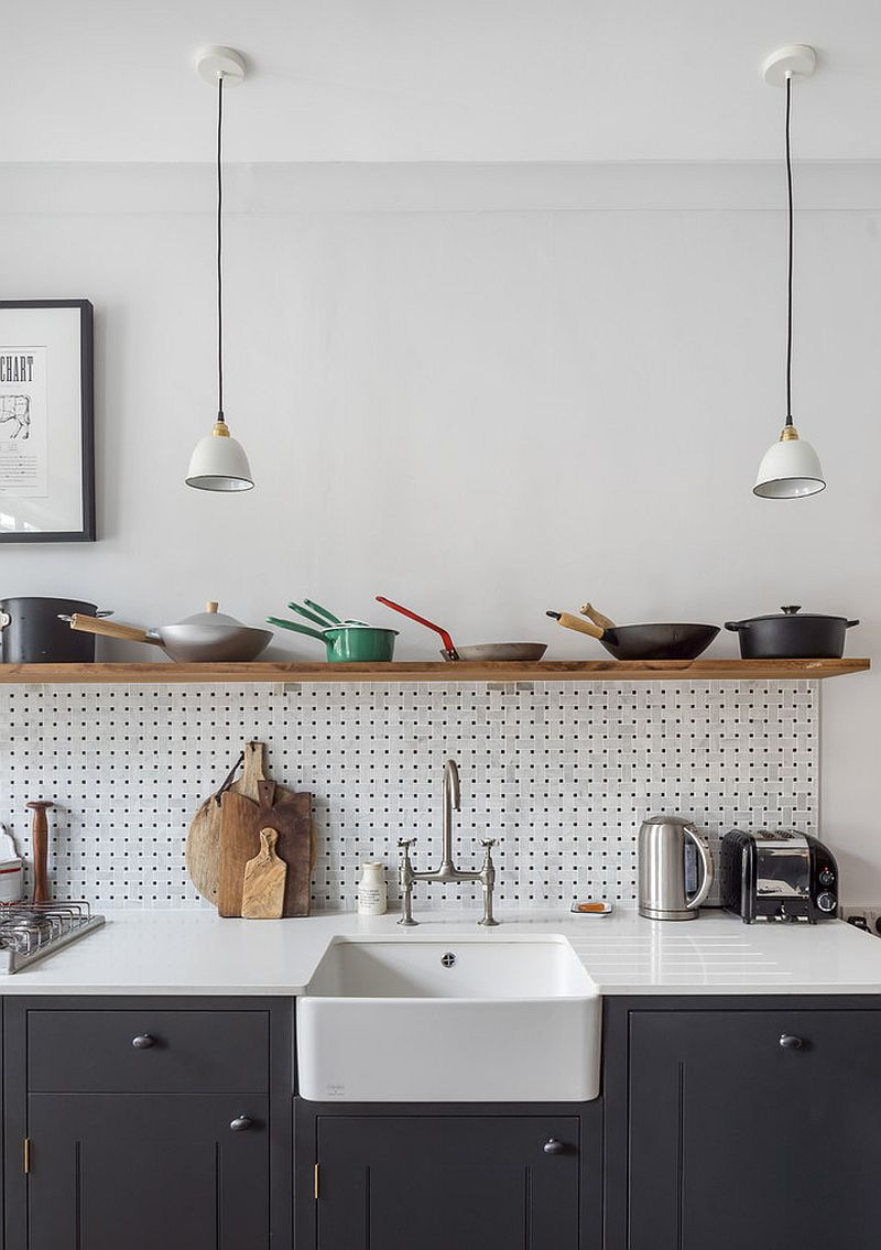 Transitional-kitchen-in-white-and-gray-with-pegboard-backsplash