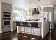 Brass-is-an-easy-way-to-add-sparkle-to-the-elegant-modern-kitchen-217x155