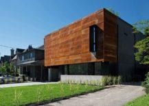 Cor-Ten-steel-face-of-the-modern-residence-in-Toronto-217x155