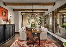 View In Gallery Fall Harvest Dining Room From Design Improvised