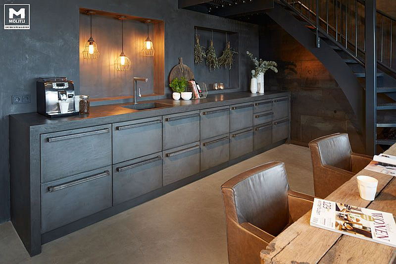 Let-concrete-add-gray-to-the-kitchen-in-an-understated-fashion