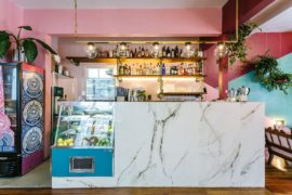 Botanique Café Bar Plantas: Urban Jungle with a Cozy, Imperfect Twist
