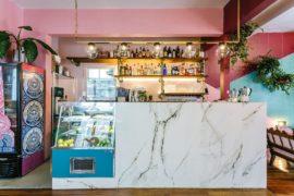 Botanique Café Bar Plantas: Urban Jungle with a Cozy, Imperfect Twist