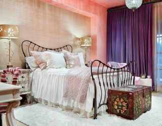 Modern Mediterranean Kids' Rooms with a Touch of Moroccan Charm