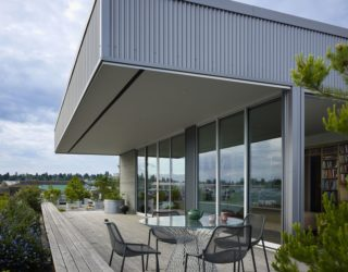 Sky Ranch: Turning Old Industrial Structures into Modern Urban Homes