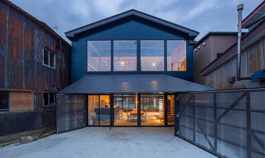 Fusion of Styles: Modern Industrial Makeover Relies on Micro Expansion!