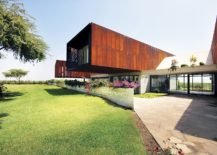 Awesome Cor Ten Steel Clad Homes Weather All Styles And Storms