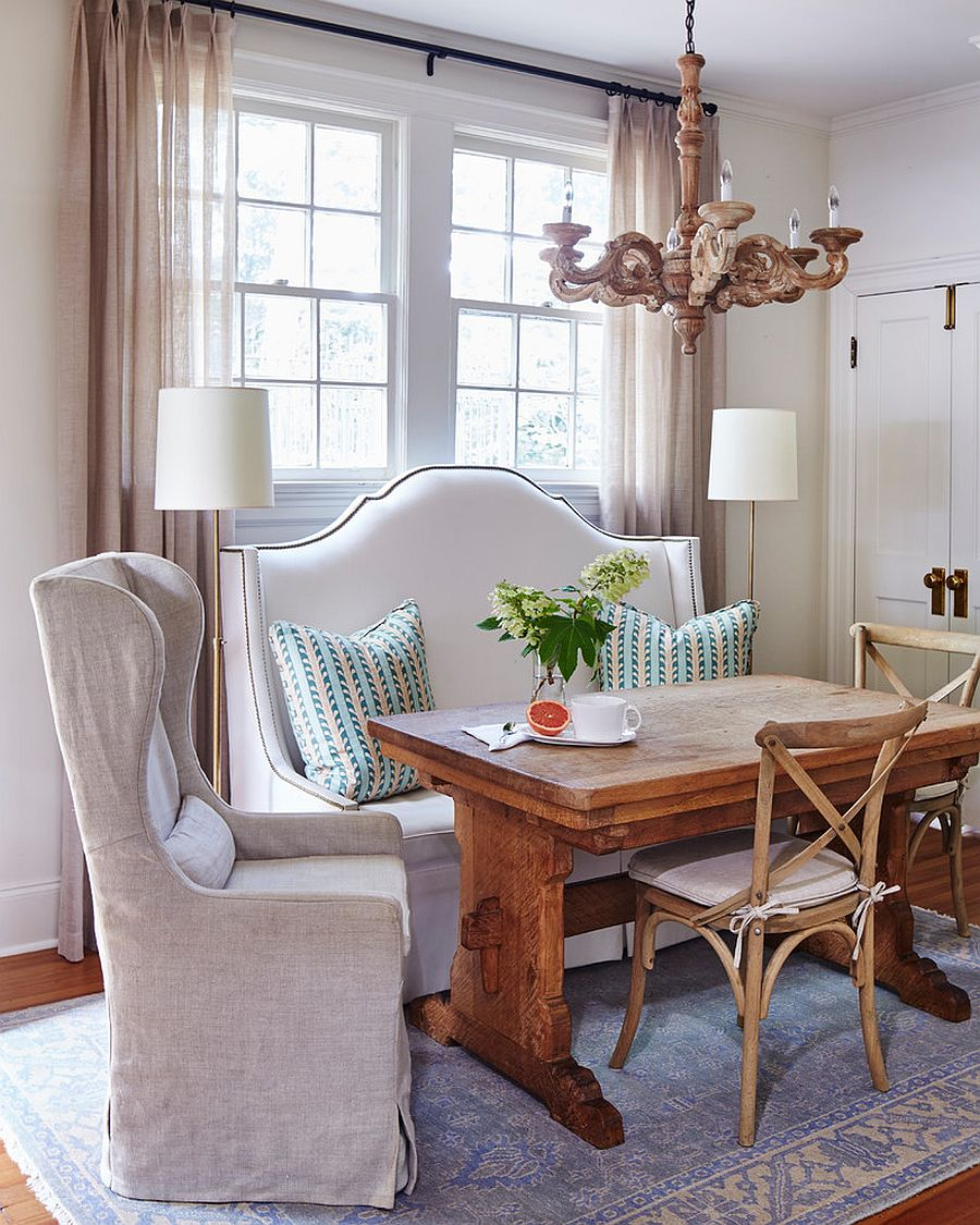 Dining Room Fireplace Ideas For Romantic Winter Nights: Best Fall-Inspired Dining Room Ideas For The Perfect Host