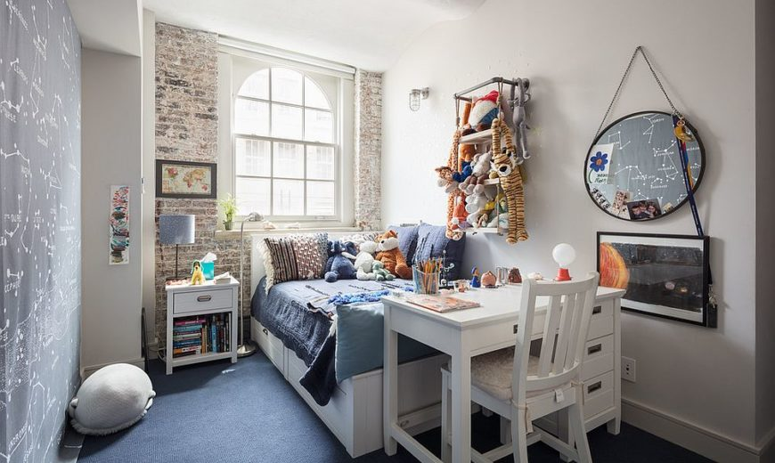 Smart Solutions: 25 Kids' Study Rooms and Spaces that Beat Boredom