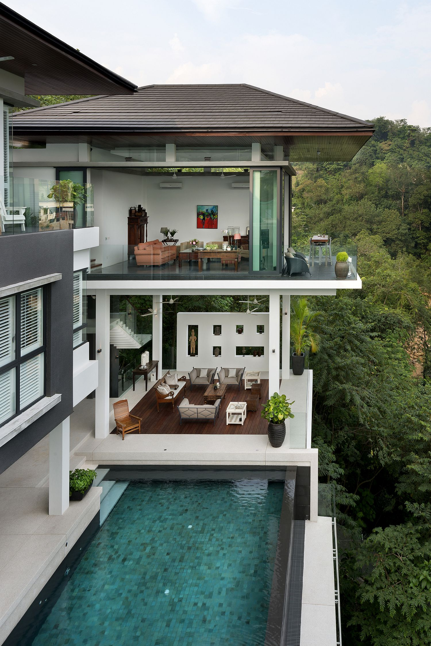 Spectacular Home Featured On Crazy Rich Asians With