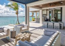 Beautiful-beach-style-patio-with-blue-ceiling-protects-it-from-the-sun-217x155