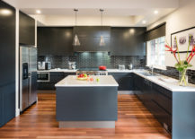 Combining-gray-with-black-in-the-kitchen-in-an-elegant-modern-fashion-217x155