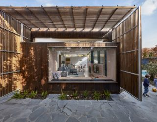 Timber Screens and an Open Plan Living Revamp this Suburban Melbourne Home