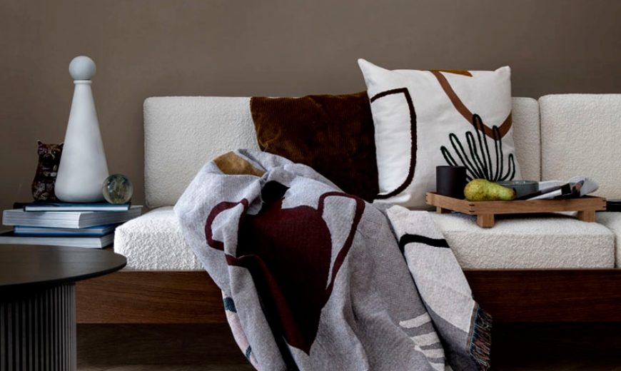 Beat the Cold Weather Blues with Cozy Decor