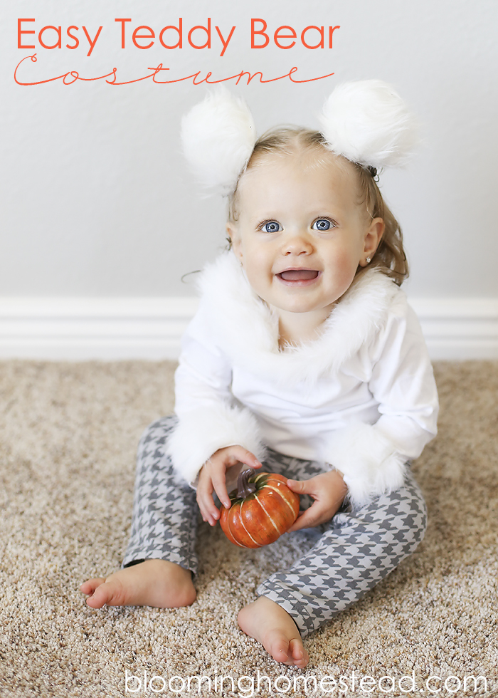 Cute baby Halloween costume is a showstopper