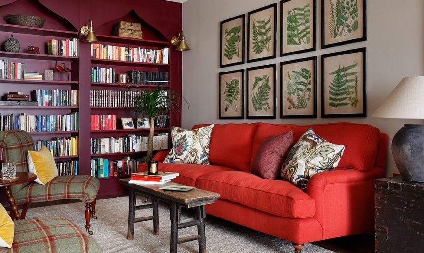 Finding the Right Living Room Bookshelf: 20 Ideas to Choose From