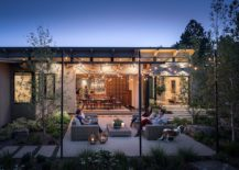 Covered Decks, Patios And Outdoor Spaces Might Feel A Touch Constricting In  The Summer Because You Cannot See The Bright Blue Evening Sky And The ...