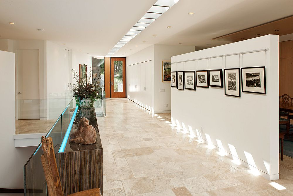 Grand-contemporary-entry-with-a-series-of-skylights-that-adds-to-the-majestic-visual