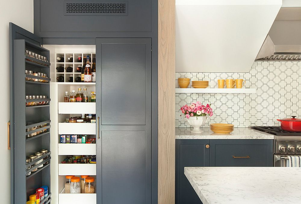 25 Cool Pantry Door Ideas That Go Beyond The Mundane