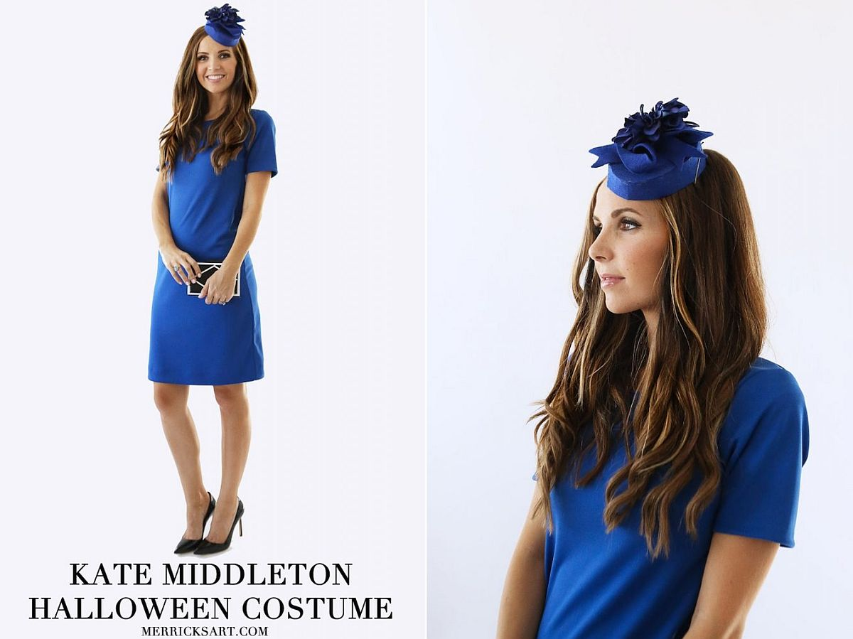 Kate Middleton Halloween costume idea