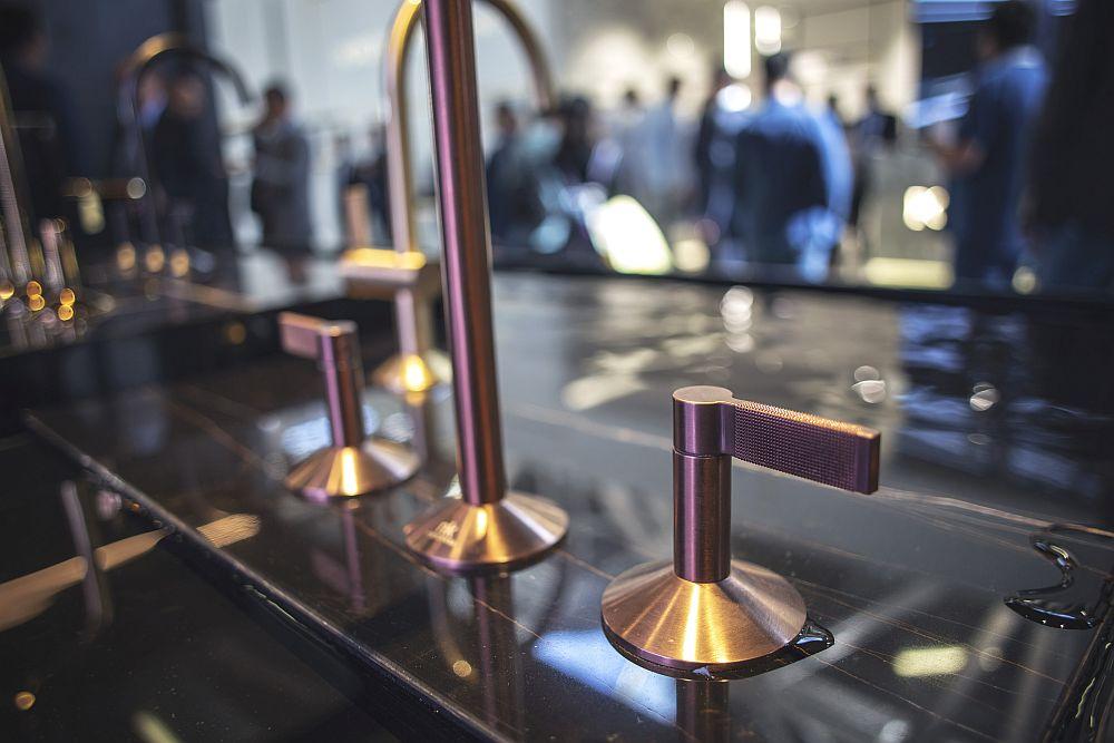 LIGNAGE faucet design
