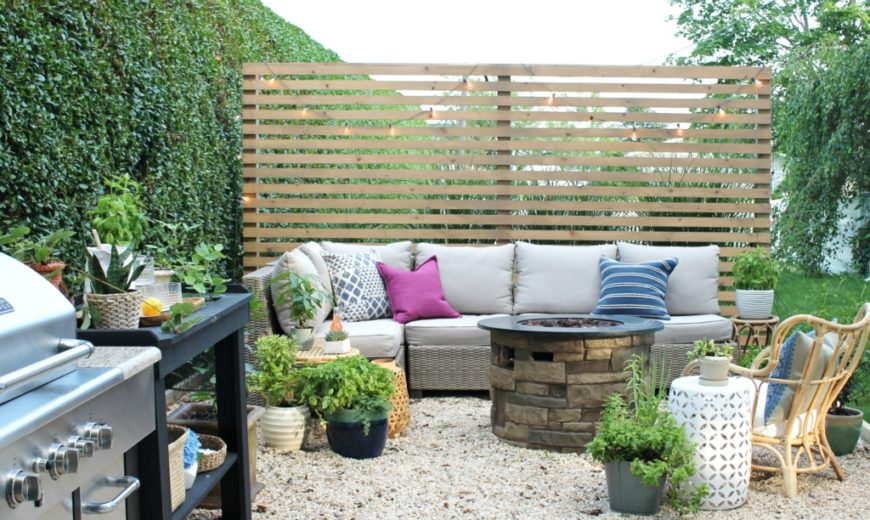 Budget-Friendly Privacy Screen Ideas for Your Outdoor Space