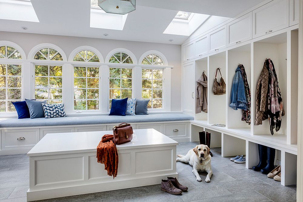 Mudroom-with-ample-coat-space-and-skylights-above