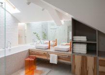 Orange-bathroom-fixtures-are-definitely-a-rarity-217x155