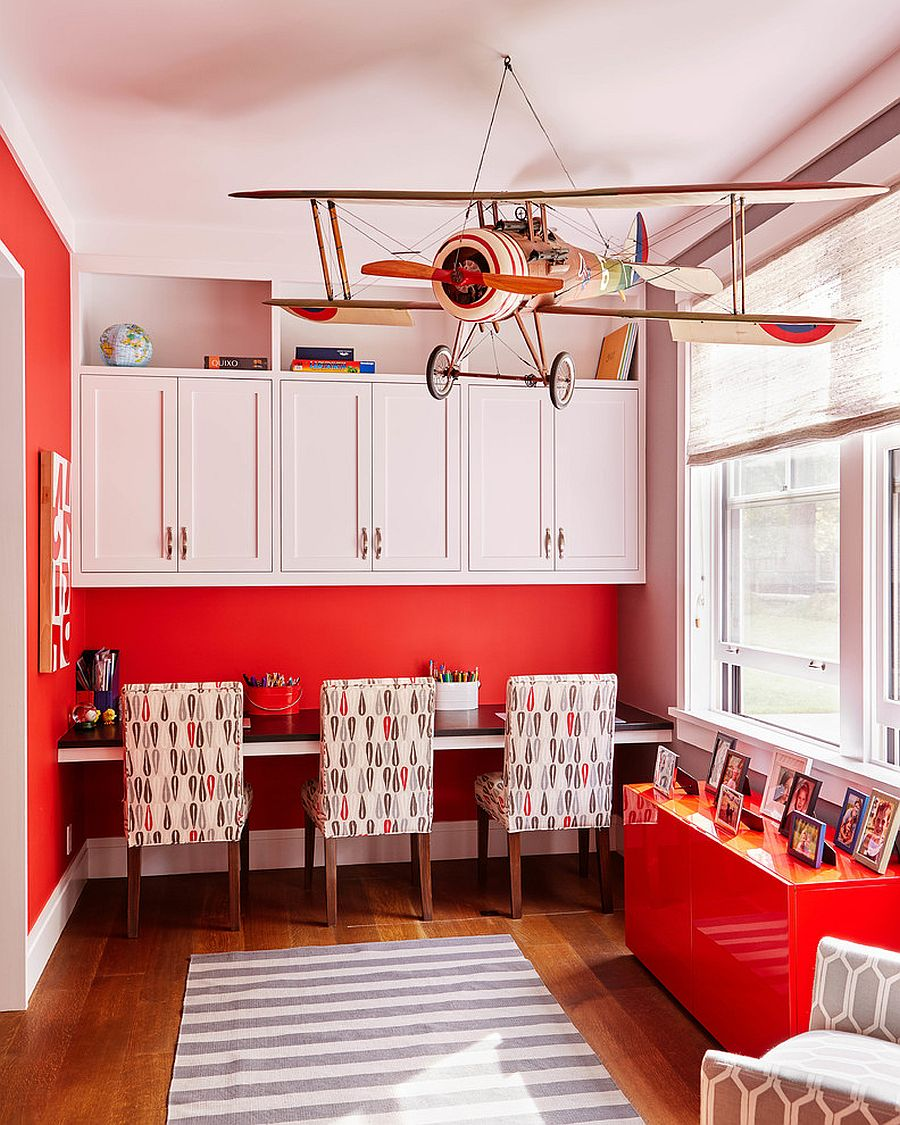 Smart Solutions: 25 Kids\' Study Rooms and Spaces that Beat ...