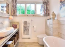 Shabby-chic-style-bathroom-in-white-and-beige-217x155