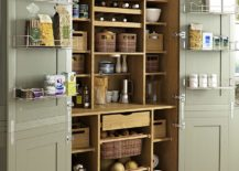 Simple-wiry-shelves-turn-even-pantry-doors-into-storage-opportunity-217x155