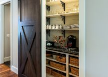 Sliding-barn-style-door-for-the-pantry-is-a-great-space-saver-217x155