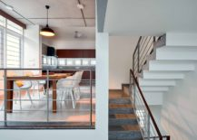 Split-level-dining-area-and-kitchen-of-the-House-S-217x155